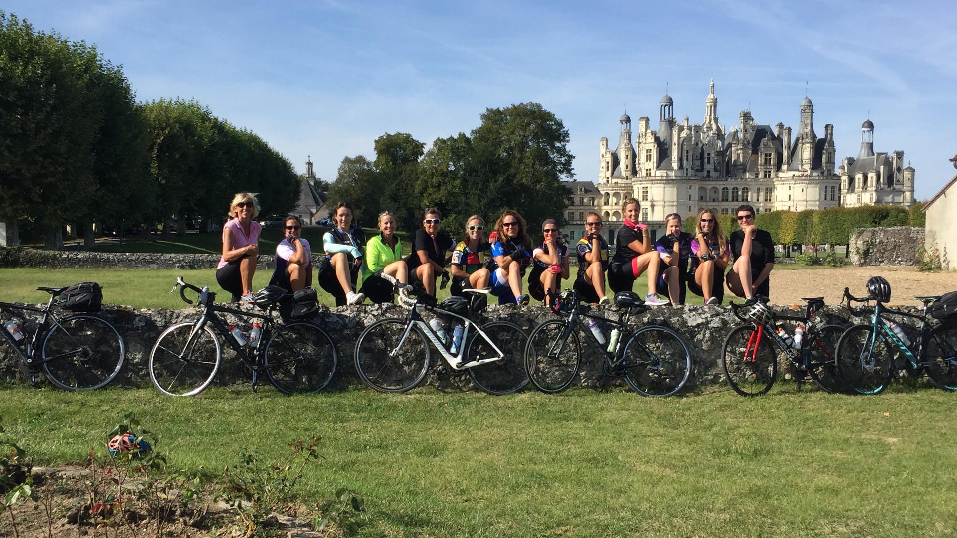 DMC France à Vélo