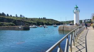 Escale iodée à Belle-île-en-mer lors d'un séjour par l'agence funbreizh