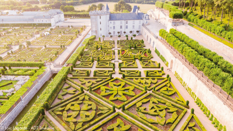 Luxury French DMC in Western france to discover the Loire Valley