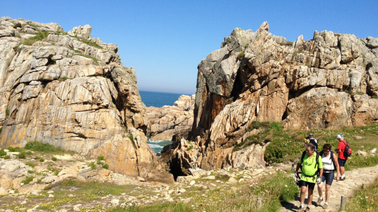 Hiking in Brittany, Pays de la Loire and Normandy with Visit Ouest
