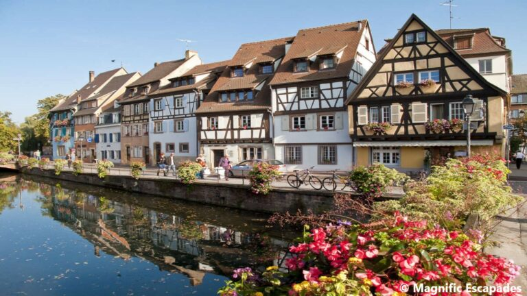 Colorful, traditional, authentic, how not to fall in love with the charming Alsace region