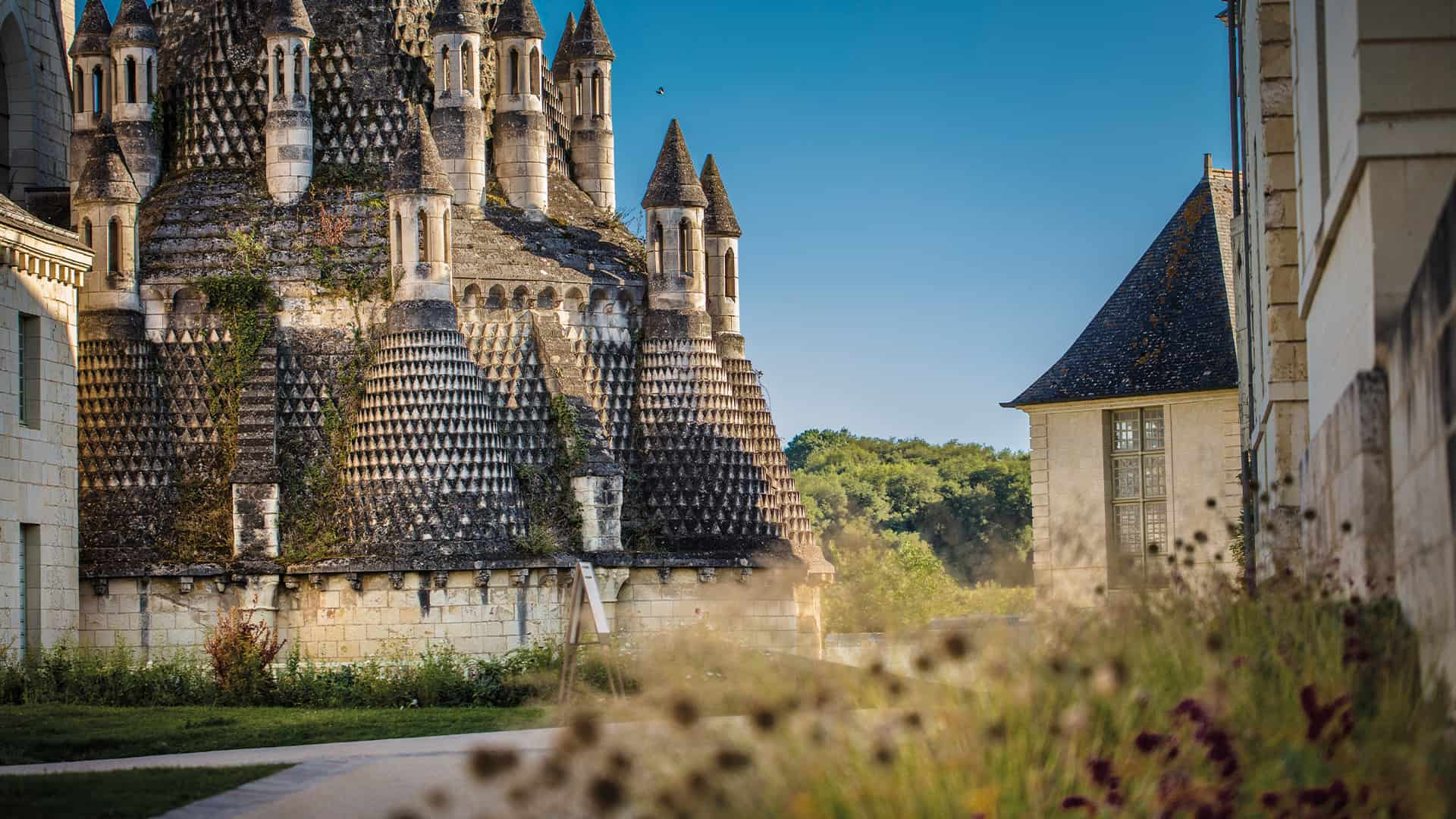 Luxury girls getaway in the Loire Valley